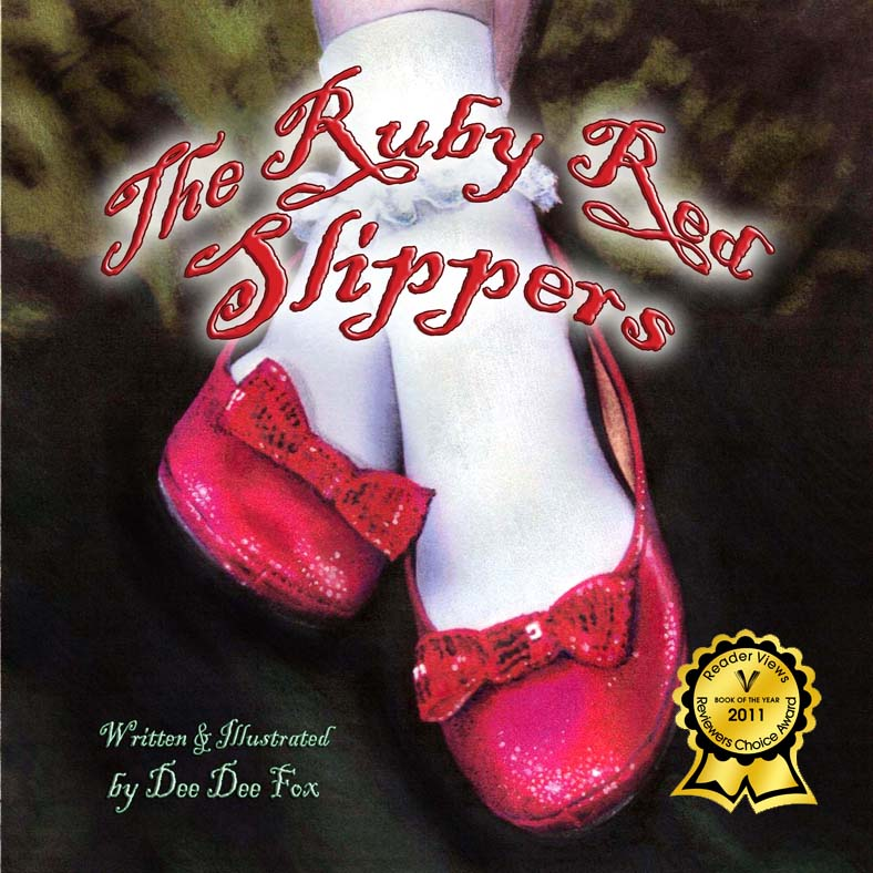 The Ruby Red Slippers Book Image